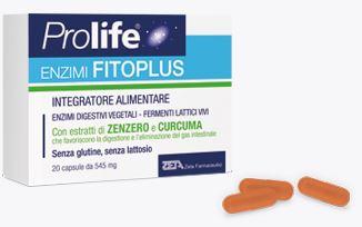PROLIFE ENZIMI FITOPLUS 20CPS
