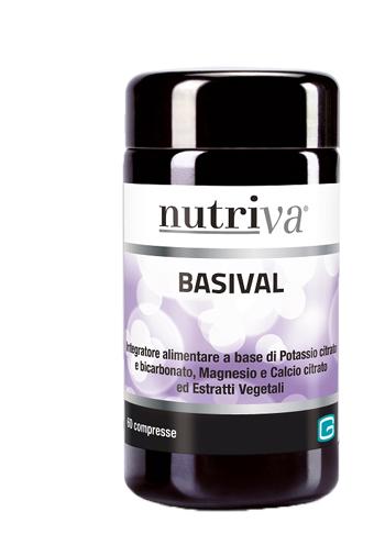 NUTRIVA BASIVAL 60CPR