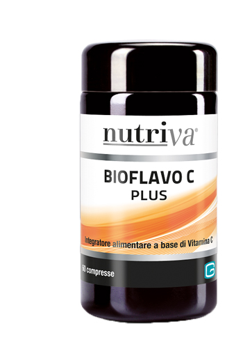 NUTRIVA BIOFLAVO C 60CPR