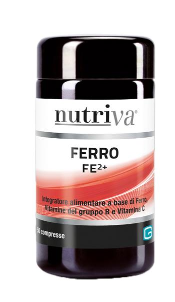 NUTRIVA FERRO 50CPR