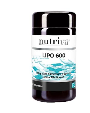 NUTRIVA LIPO 600 30CPR