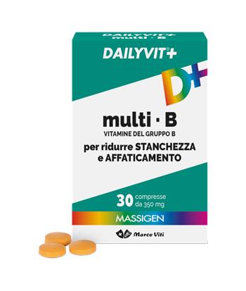 DAILYVIT+ MULTI B 30CPR