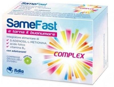 SAMEFAST UP COMPLEX 20CPR OS