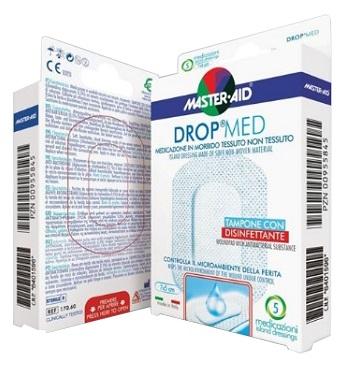 M-AID DROP MED 7X5