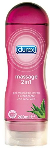DUREX MASSAGE 2IN1 ALOE VERA