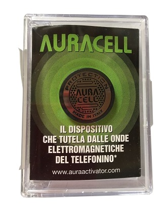 AURACELL DISPOSITIVO CELLULARE