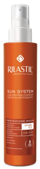 RILASTIL SUN SYS PPT 15 SPRAY
