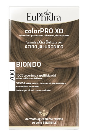 EUPHIDRA COLORPRO XD700 BIONDO