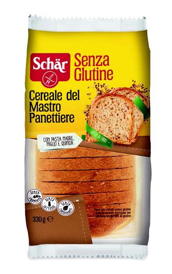 SCHAR CEREALE MASTRO PANET330G