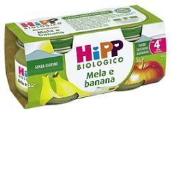 HIPP BIO OMOG ME/BA 100% 2X80G