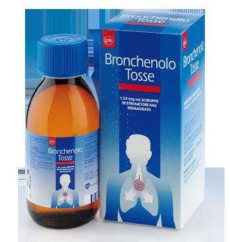 BRONCHENOLO TOSSE*SCIR 150ML