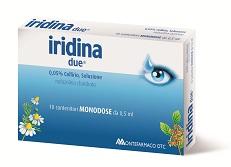 IRIDINA DUE*COLL 10FL0