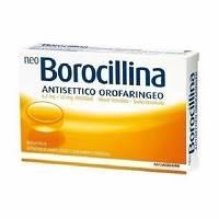 NEOBOROCILLINA ANT OR*20PAS AR