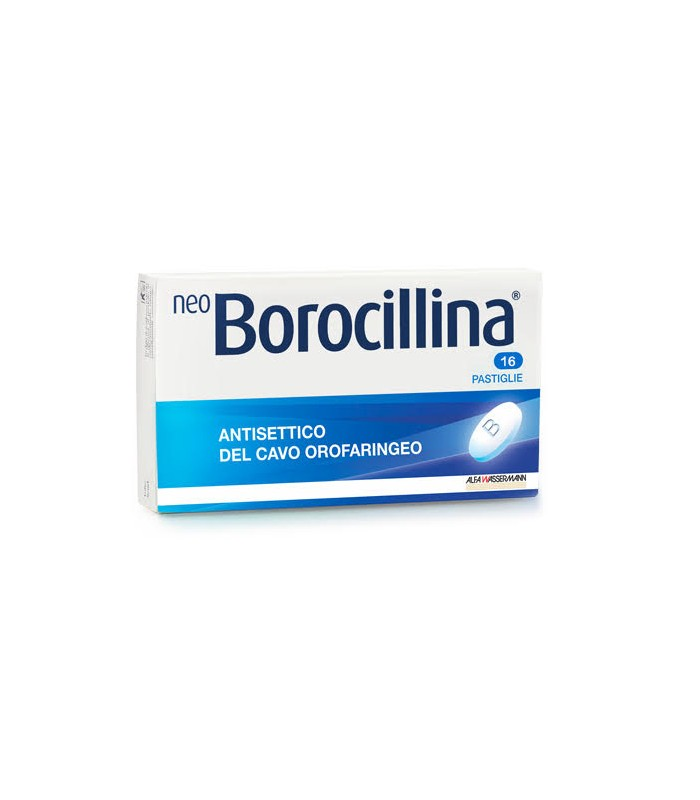 NEOBOROCILLINA*16PAST 1