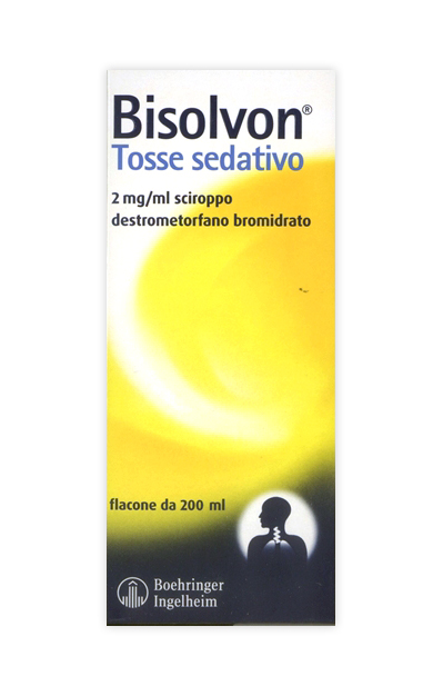 BISOLVON TOSSE SED*SCIR 2MG/ML