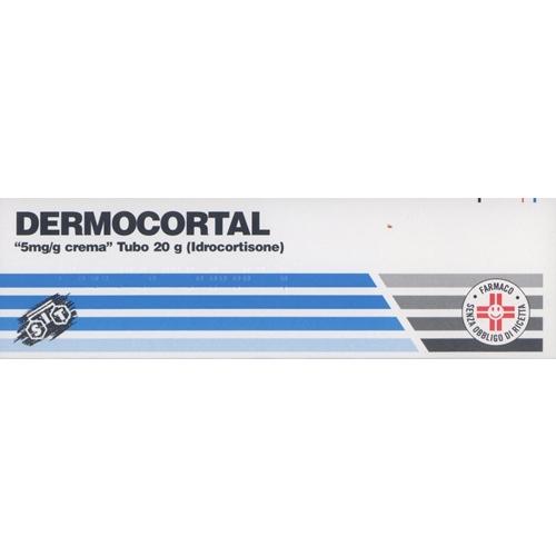 DERMOCORTAL*CREMA 20G 0