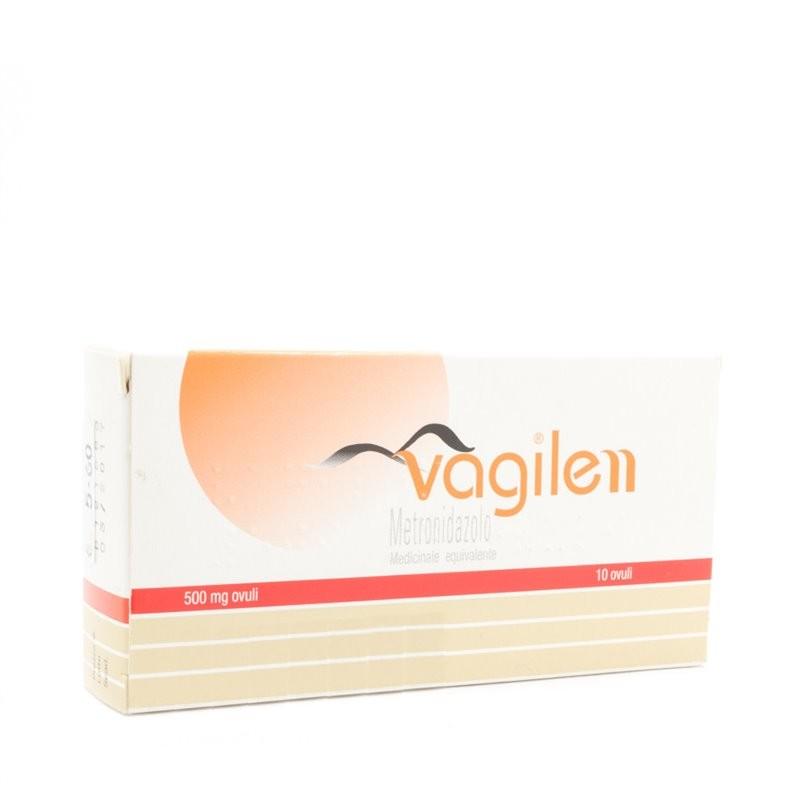 VAGILEN*10 OVULI VAG 500MG