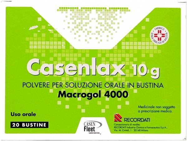 CASENLAX*OS POLV 20BUST 10G