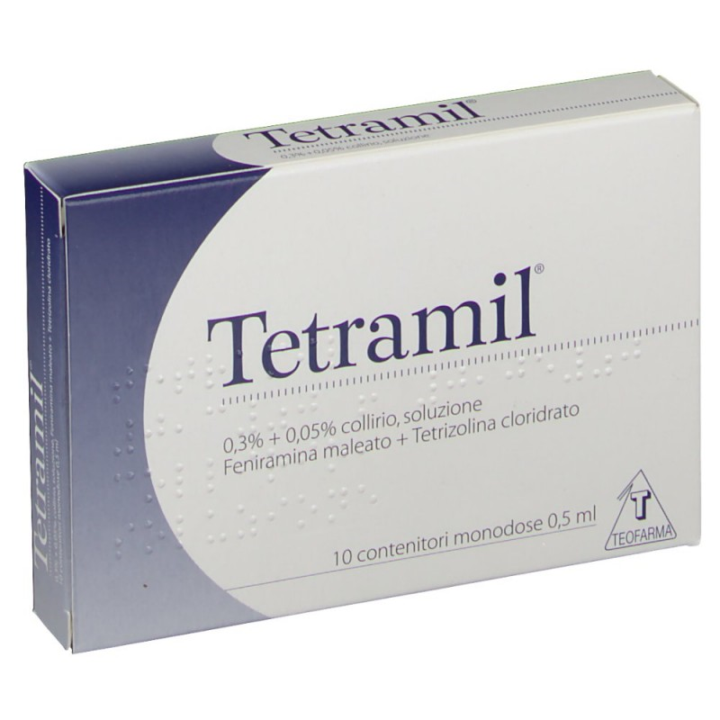TETRAMIL*10FL MONOD 0
