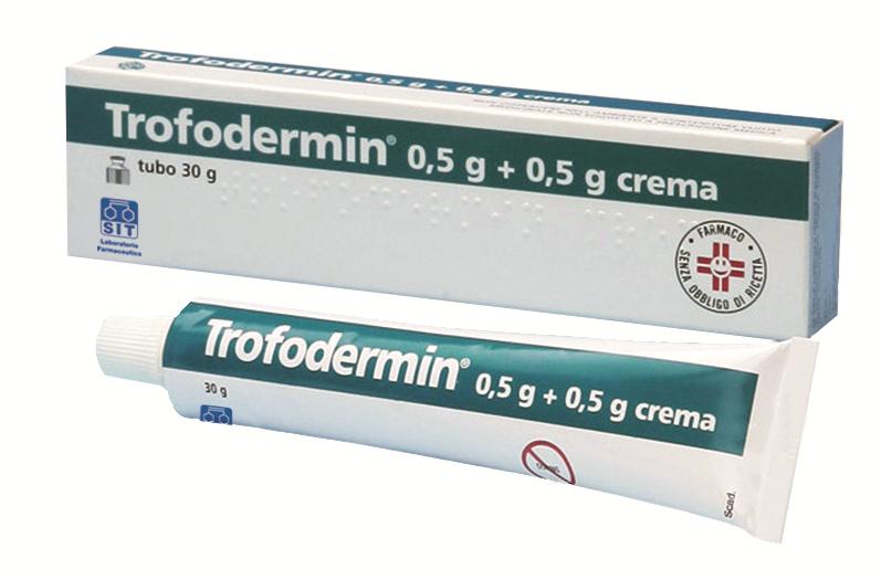 TROFODERMIN*CR DERM30G 0