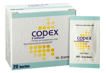 CODEX*20BUST 5MLD 250MG