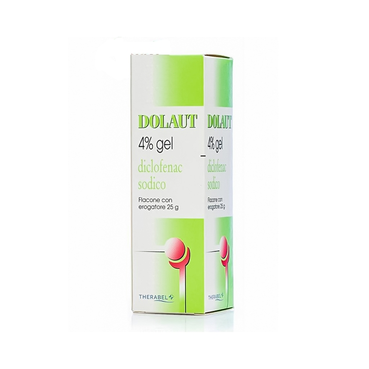 DOLAUT*GEL SPRAY FL 25G 4%