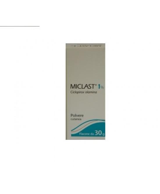MICLAST*POLV CUT FL 30G 1%