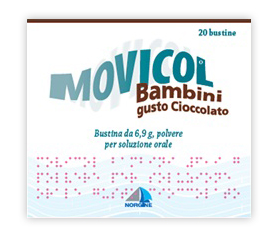 MOVICOL*CIOCCOL BB 20BUST 6