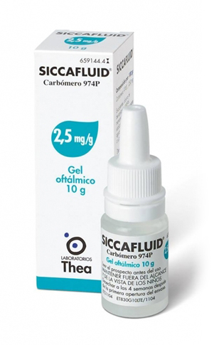 SICCAFLUID*GEL OFT 10G 2