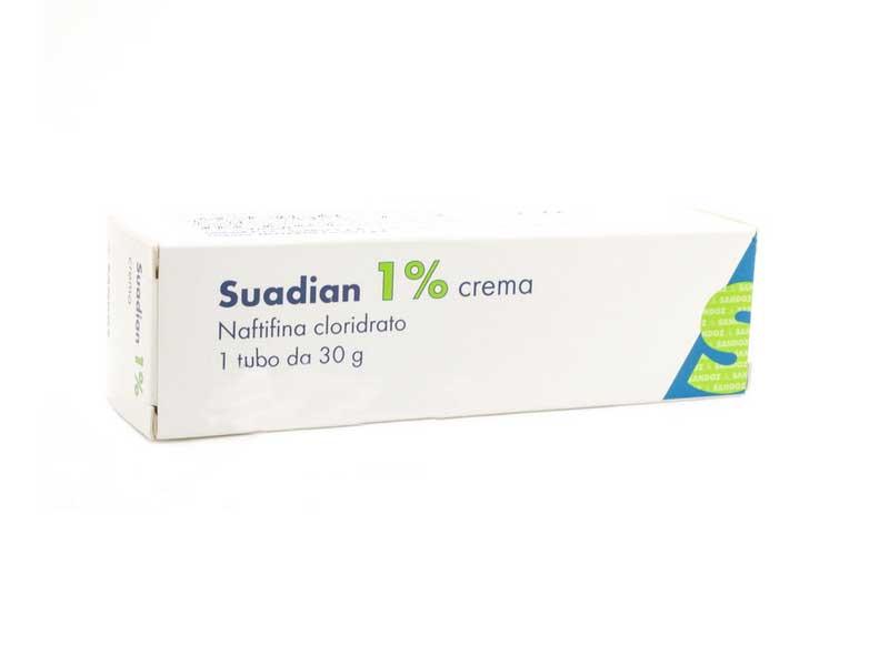 SUADIAN*CREMA TUBO 30G 1%