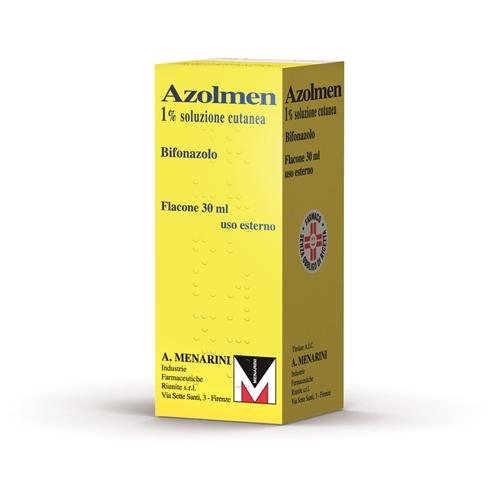 AZOLMEN*SOLUZ 30ML 1%