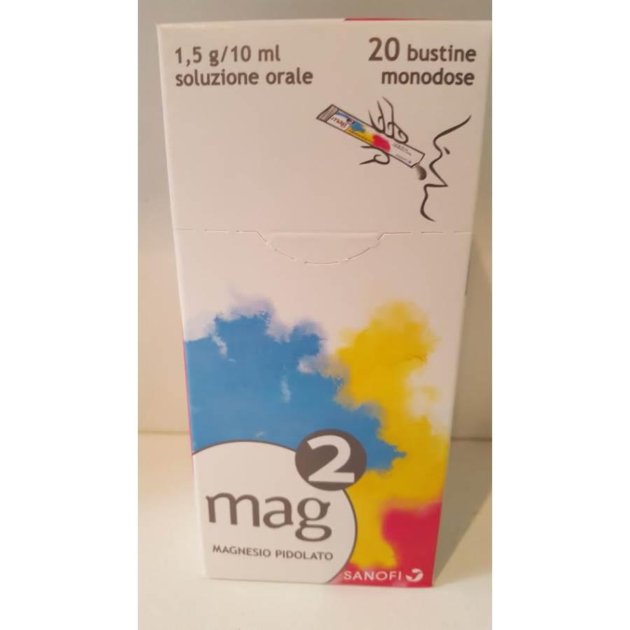 MAG 2*OS SOLUZ 20BUST1