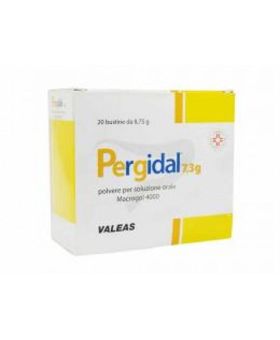 PERGIDAL*OS POLV 20BUST 7