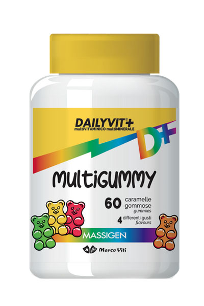 DAILYVIT MULTIGUMMY CARAM GOMM