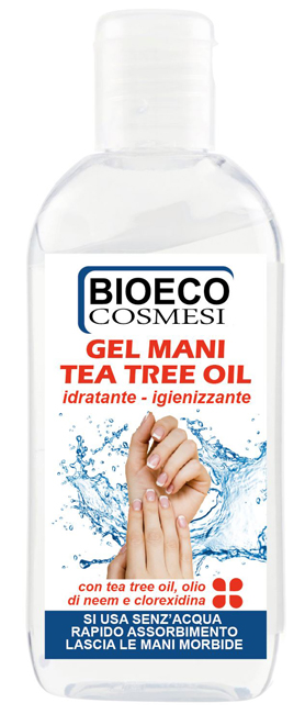 BIOECOCOSMESI GEL MANI 100ML